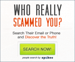 Who Really Scammed You? Find Out Now!