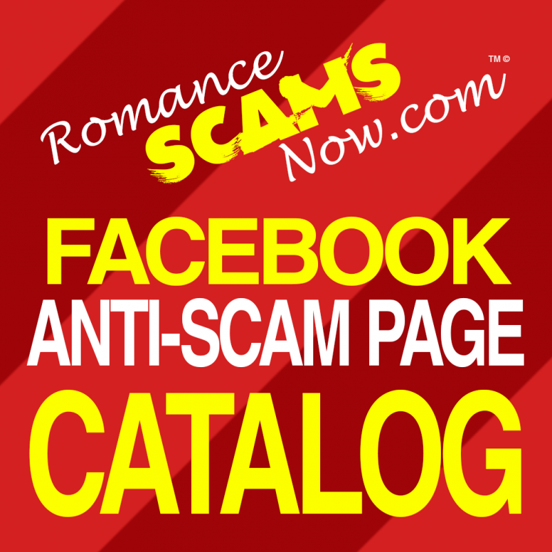 The RSN Facebook Page Catalog