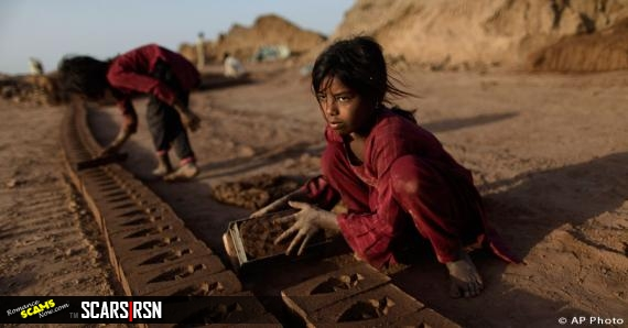 Children As Slave Workers