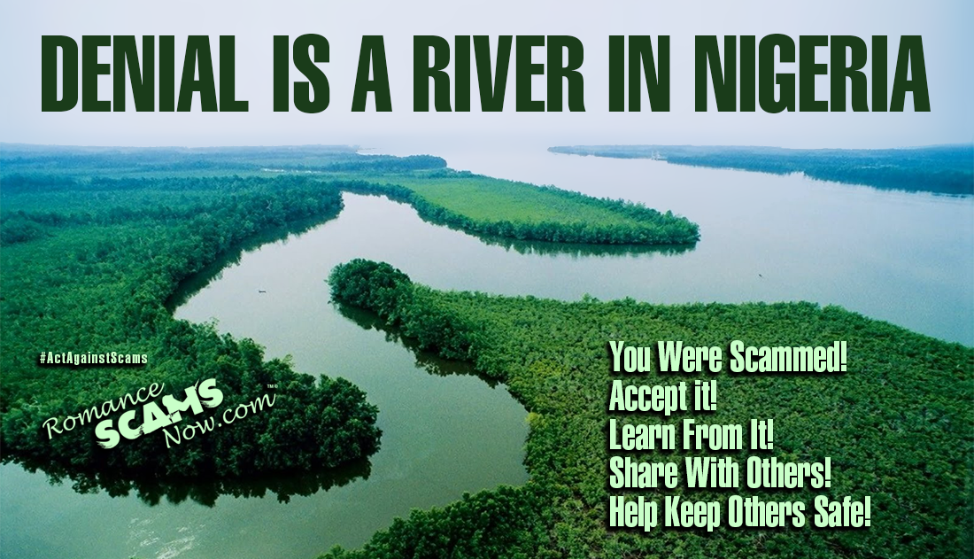 Denial Is A River In Nigeria
