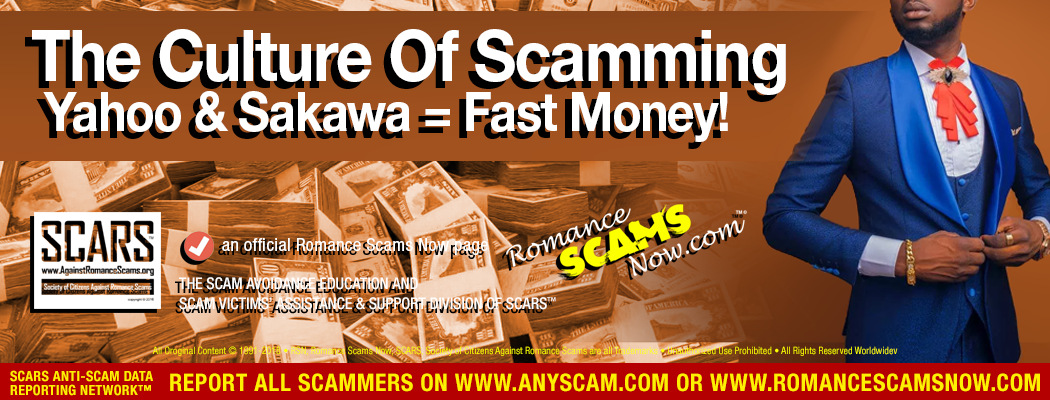 The Culture Of Scamming