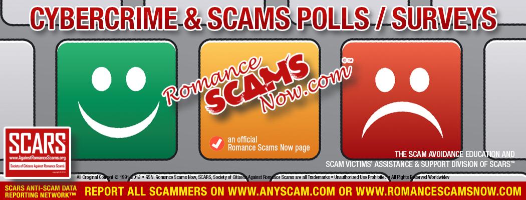 SCARS & RSN Scams & Cybercrimes Surveys & Polls